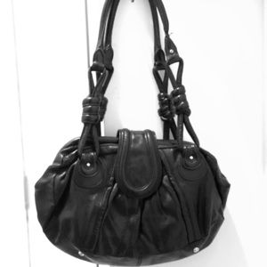 Loeffler Randall Hattie bag (black)